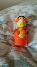 Mega bloks Winnie the pooh tigger