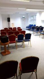 Church Hall Hire / Night Vigils / Prayer Rooms