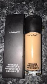 Brand new Mac foundation