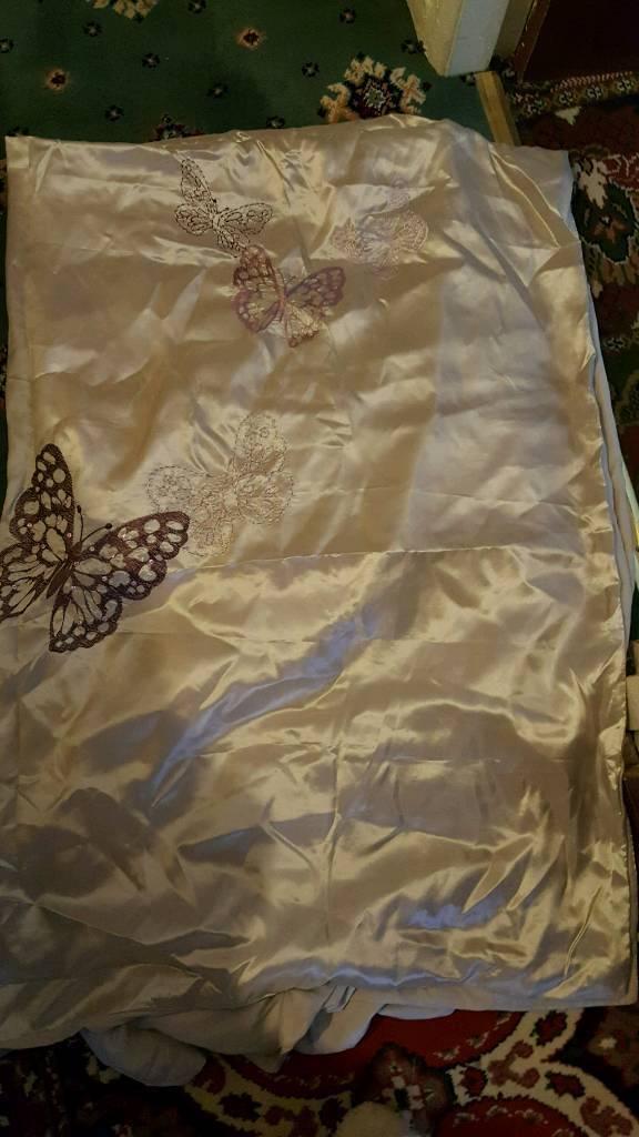 Next butterfly single bedding