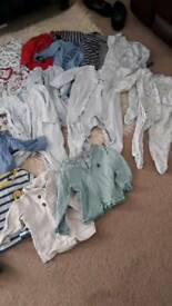 boys 6-9 months clothes