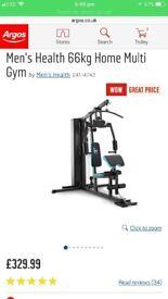 Men's health multi gym