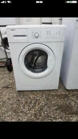 Beko washing machine 7kg 1200rpm very nice 4 month warranty free delivery and installation
