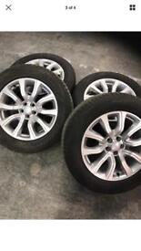 "Range Rover evoque wheels 18"""