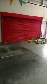 1 Roller shutter doors shade garage shed