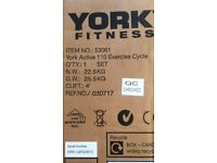 York 110 active exercise bike