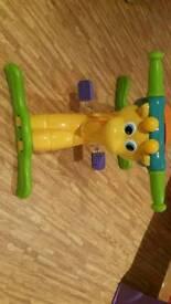 vtech giraffe ride , nuts & bolts