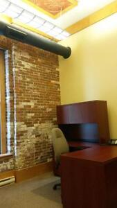 FURNISHED Private Office Available - Uptown Saint John (VIDEO!)