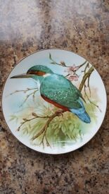 ALG Giftware 'Kingfisher' plate