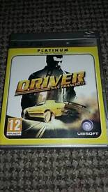 Driver: San Francisco game for PS3 (Platinum Edition)