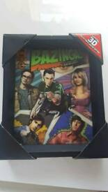 Big bang theory limited edition