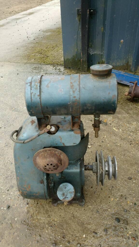 Jap stationary engine in hethersett norfolk gumtree for Stationary motors for sale