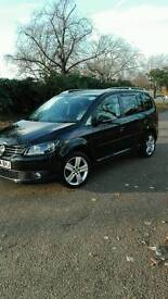 Volkswagen touran sport pco license