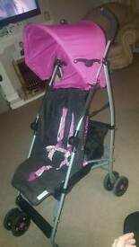 Mammas and pappas pushchair