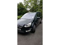 2011 Ford Galaxy Titanium X 2.0 TDCi Auto (140 ps), Full leather Interior 7 Seater, FSH