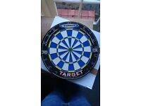 Quality Dart Board - Brand New In Box Never Used