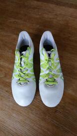 Adidas football boots size UK 9