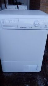 Brand new Hotpoint aquarius condenser dryer