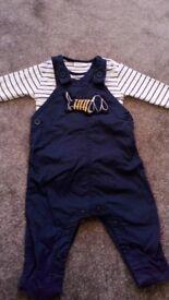 Baby boys clothes bundle 6-9