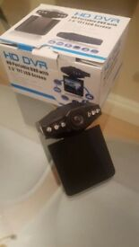 Car HD Camera with 2.5 inch Screen