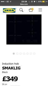 Induction hob