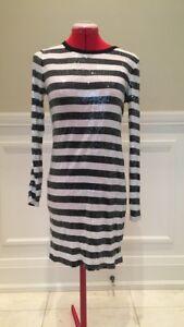 Michael kors mini dress sequins
