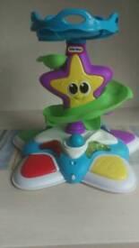 Little Tikes Stand n Dance Starfish