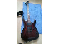 ESP LTD MH 250NT - THRU NECK DISCONTINUED MODEL