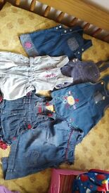 Girls 9-12 months outfits