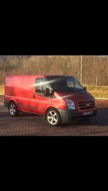 Need gone asap Ford transit