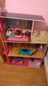 Dolls House 3 storey