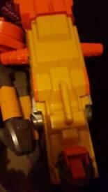 Havok Fire Nerf Gun x 2