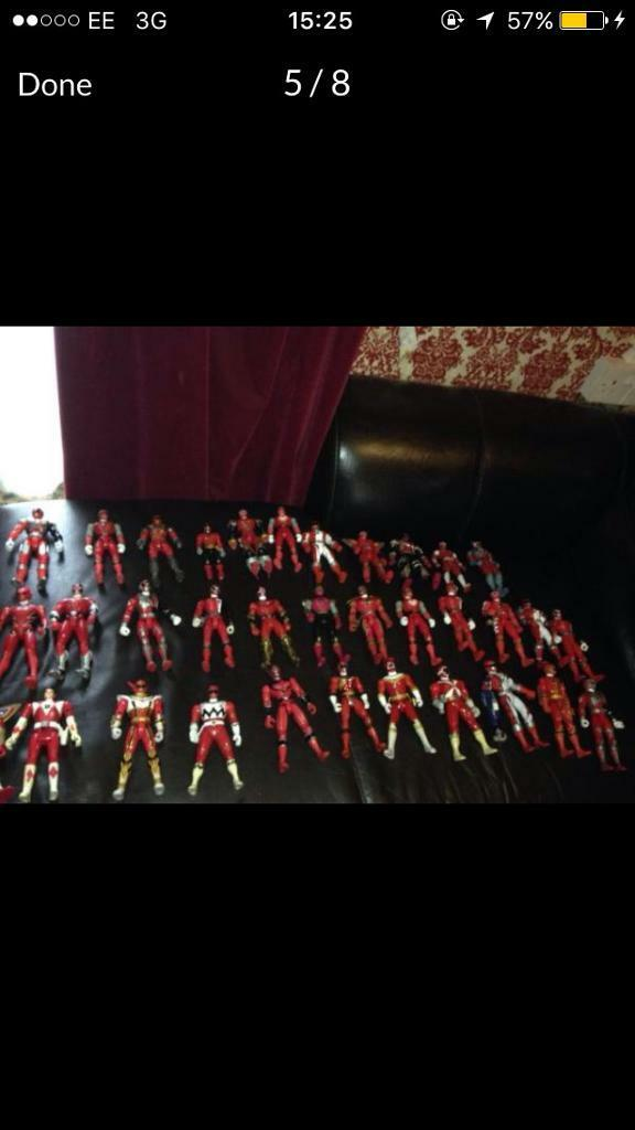 Power rangersin Morriston, SwanseaGumtree - Power rangers all different colours comes in bundles message me which ones you want and more that I havent got pictures of so message me if youre looking for power rangers!!!