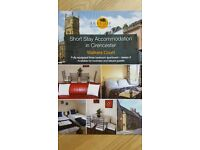 Short Term Accommodation for Contractors * Cirencester * Sleeps 6 * Free Wifi * Linen & Towels
