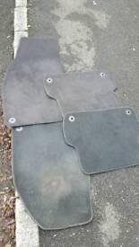 Audi A4 b6 genuine floor mats