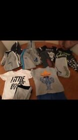 Boys clothes bundle 2-3 years old