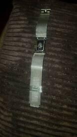 Bering stainless steel watch