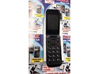 Brand new Alcatel Flip phone 2053 UNLOCKED with FREE sim