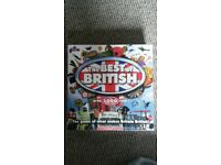 best of british board game, in great condition