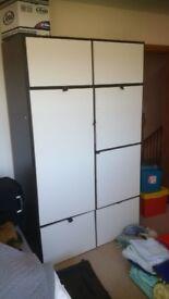 Large IKEA Free Standing Wardrobe