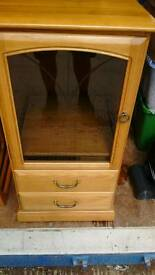 Great condition small cabinet. Free local delivery