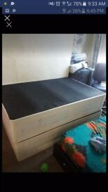 King size divan base