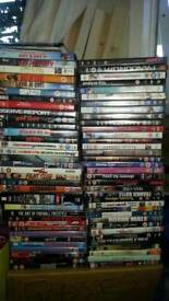 70 DVD's Bundle Joblot
