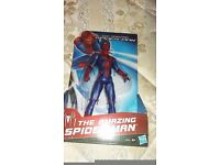 Spiderman figure