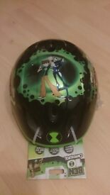 Brand new Ben 10 Omniverse Childs Cycling Safety Helmet