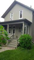 3 Bedroom Detached Home Available June 1- Partially Furnished