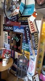 Beer pub towels