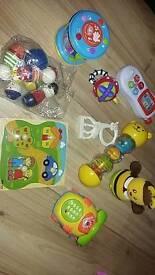 Baby toy bundle ( LOOK )