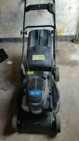Sovereign premier self proppelled mower (honda engine)