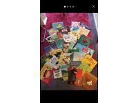 Job lot of children's books
